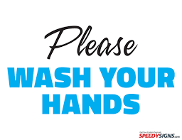Templates For Signs Free Free Please Wash Your Hands Printable Sign Template
