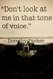 Dorothy Parker Resume Famous quotes Dorothy Parker poems SKA IN THE CITY OF FASHION 39