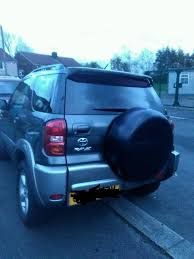 Toyota RAV4 turbo diesel 54 plate may px long mot genuine 80k very ...