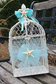 beach themed wedding card box bird cage card box, 2014 beach Wedding Card Box Ideas Beach Theme beach themed wedding card box bird cage card box, 2014 beach wedding card box wedding card box beach theme