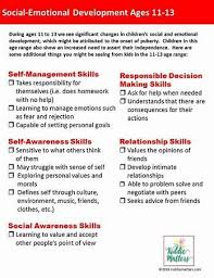 Social Emotional Growth Chart Image Result For Social Emotional Development Chart Aba