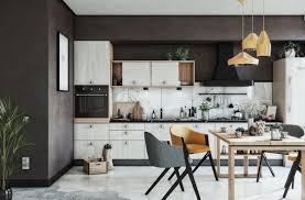 Home Designing Com Kitchen 50 Wonderful One Wall Kitchens And Tips You Can Use From