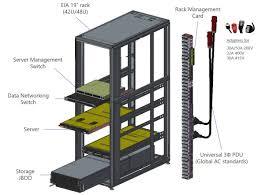 rack. microsoftprojectolympusrack rack