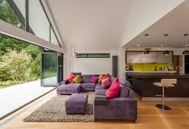 Living Room Extension Extensions For Under Alb40000 Real Homes