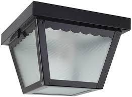 Garage Ceiling Light Fixtures Sunset Lighting F2400 31 7 1 2 Inch 1 Light Garage Fixture