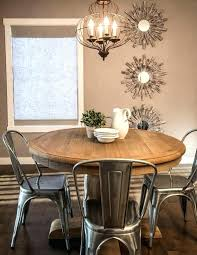 rustic round dining table adorable dining room rustic table metal furniture magnificent rustic pine dining table