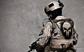 military navy seals tactical the punisher
