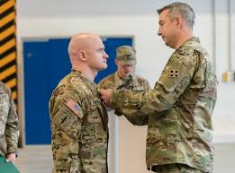 DVIDS - Images - Change of Command A-co, 2-4 GSAB [Image 2 of 9]