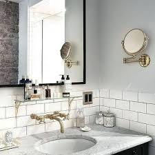 black framed bathroom mirrors. Black Framed Vanity Mirror Mirrors With Shelf Medium Images Of . Bathroom A