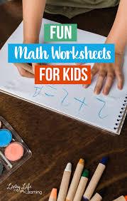 Math Worksheets for Kids