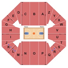Goggin Arena Seating Chart Miami Oh Redhawks Tickets Schedule 2019 2020 Shows