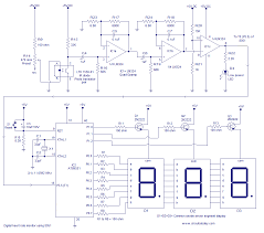Heartrate Monitor 8051 Electronic Circuits And Diagrams