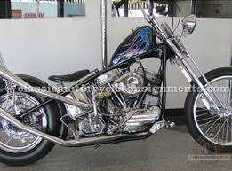 1953 harley davidson panhead chopper bobber for sale