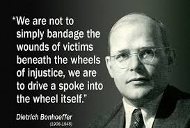 Bonhoeffer Quotes Adorable Thought For The Week Three Thoughts From Dietrich Bonhoeffer