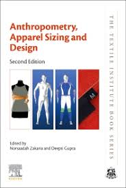 Connected Apparel Size Chart Anthropometry Apparel Sizing And Design 2nd Edition