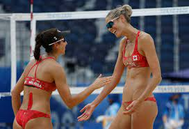 beach volleyball knockout stage ...
