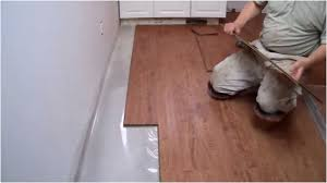 installing laminate flooring. How To Install Laminate Flooring On Concrete In The Kitchen From Installing Basement S
