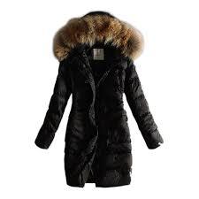 moncler women black long down coat wdc30 moncler jackets