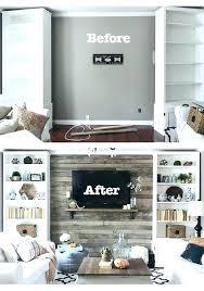 accent wall behind tv accent wall accent wall behind 8 best ways to decorate around pallet accent wall behind tv