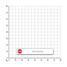 5mm Graph Paper Rhino Ll06060 Graph Paper 5mm Squares Punched 5 X 500 Sheets Ll06060