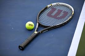 Typically, tennis rackets that are deemed as more powerful are lightweight with a large sized head typically, you can expect a tennis rackets weight to vary from superlight weights or around 24 grams. Replacing Vs Restringing A Tennis Racket