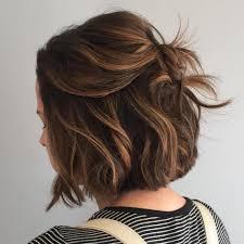 Caramel Balayage For Brown Bob Hair Pinterest Mittellange