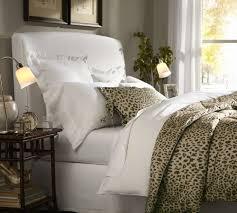 Leopard Bedroom Pottery Barn Leopard Bedding Giveaway