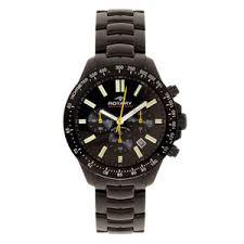 rotary aquaspeed black ion plated chronograph men s watch rotary aquaspeed black ion plated chronograph men s watch