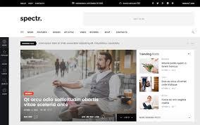 Best Website Templates Classy 28 Best Responsive News Website Templates 28 Colorlib