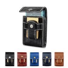 2019 cigarette pouch lighter case genuine leather vintage 100 s slim box bag holder from e4whole 4 66 dhgate com