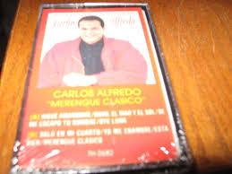 Carlos Alfredo Merengue Clasico Amazon Com Music