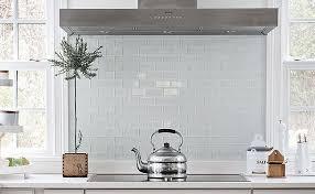 kitchen white glass backsplash. Kitchens · White Glass Subway Tile Kitchen Backsplash