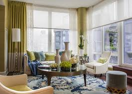 Marvellous Curtain Ideas For Large Windows In Living Room Images Decoration  Inspiration ...