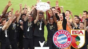 Tauchen sie ein in die geschichte des fc bayern münchen und erleben sie deutschlands größtes vereinsmuseum! Fc Bayern Munchen Gegen Fc Augsburg 5 2 34 Spieltag Bundesliga Fussball Sportschau De