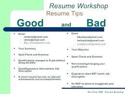 Sample Profile Resume Professional Profile Resume Examples Marketing Sample Bad Samples