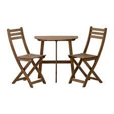 askholmen table f wall 2 fold chairs outdoor askholmen