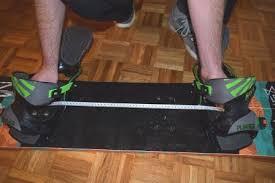 Stance Width Snowboard Chart Choosing The Best Snowboard Stance Setup Snowboarding Profiles