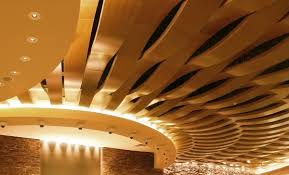 Ceiling Panel Design Ideas Wooden Ceiling Panel Design L Shaped And Ceiling