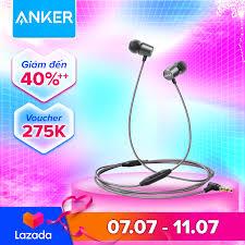 Tai nghe có dây anker soundbuds verve - a3801 - Sắp xếp theo liên quan sản  phẩm