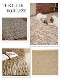 enchanting diamond sisal rug at rugs for less good bones great pieces designers
