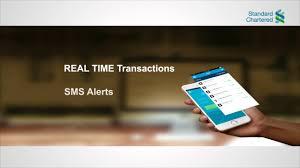 Standard Chartered Online Banking Mobile Banking App
