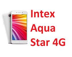Intex Aqua Star 4g Smartphone Price
