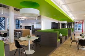 green office design. Green And Brown Office Inetrior Design Idea 8