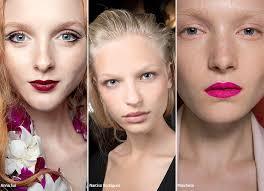spring summer 2016 makeup trends radiant skin