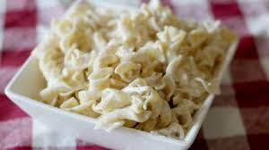 southern cream cheese noodles jen