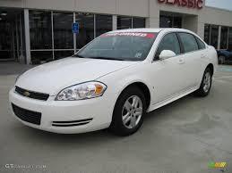 2009 White Chevrolet Impala LS #26505501 | GTCarLot.com - Car ...