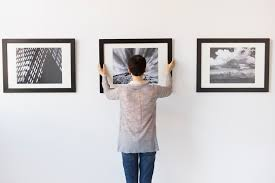 <b>Wall hanging art</b> | Getting pictures hung at home - hipages.com.au