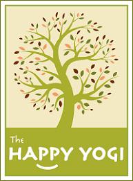 the happy yogi logo