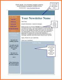 professional newsletter templates for word 27 images of creating newsletter in word template leseriail com