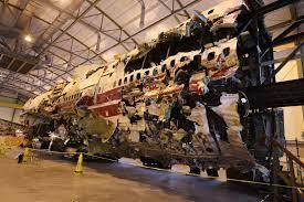 TWA Flight 800 crash: Wreckage to be ...